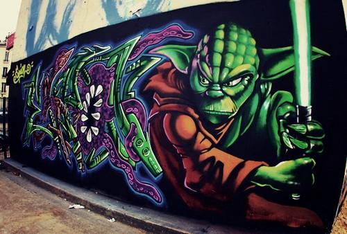 Geeky Graffiti 36