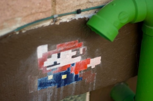 Geeky Graffiti 43