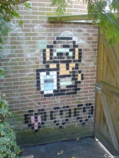 Geeky Graffiti 44