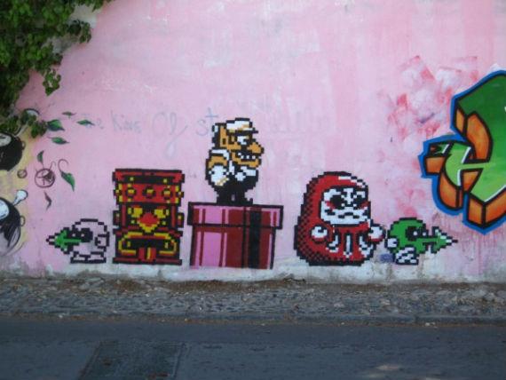 Geeky Graffiti 47