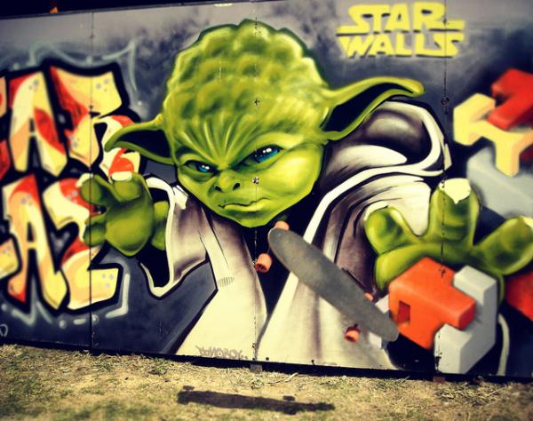 Geeky Graffiti 48