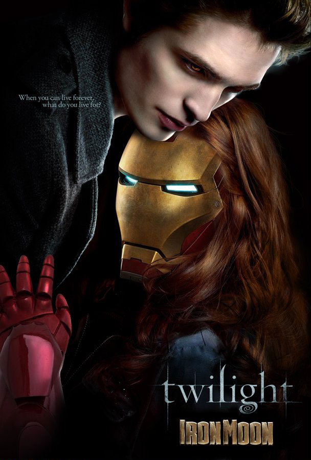 Ironmoon A Treat for All Twilight Haters (10 Sarcastic Posters)