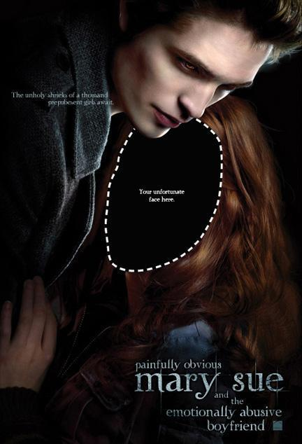 Only for desperate individuals A Treat for All Twilight Haters (10 Sarcastic Posters)