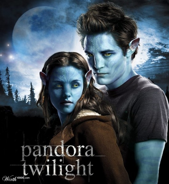 Pandora Twilight A Treat for All Twilight Haters (10 Sarcastic Posters)