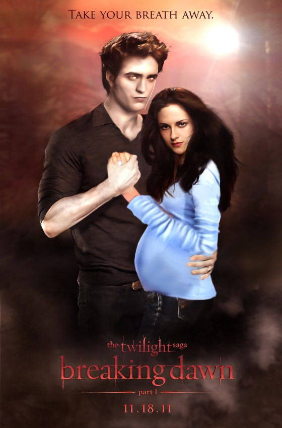 Seems legit A Treat for All Twilight Haters (10 Sarcastic Posters)