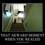 awkward moment
