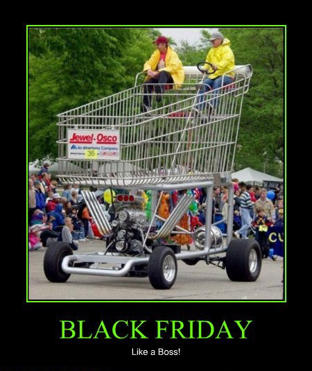 black friday boss