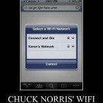 chuck norris wifi