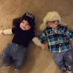 hipster kids