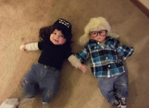 hipster kids 15 Pictures of How Not To Parent Your Kid