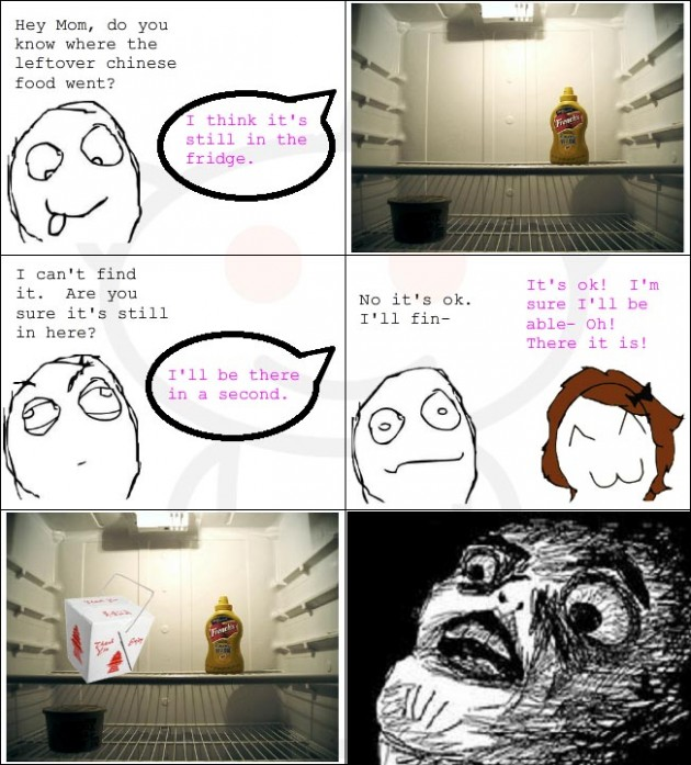 mom superpower 630x697 40 Hilarious Parents Related Rage Comics that Will Make You LOL