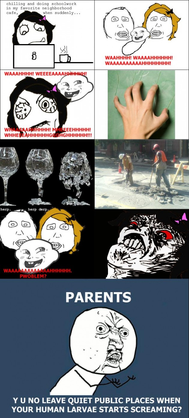 parents y u no 630x1394 40 Hilarious Parents Related Rage Comics that Will Make You LOL