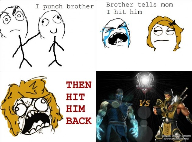 this is how my mom parents 630x465 40 Hilarious Parents Related Rage Comics that Will Make You LOL