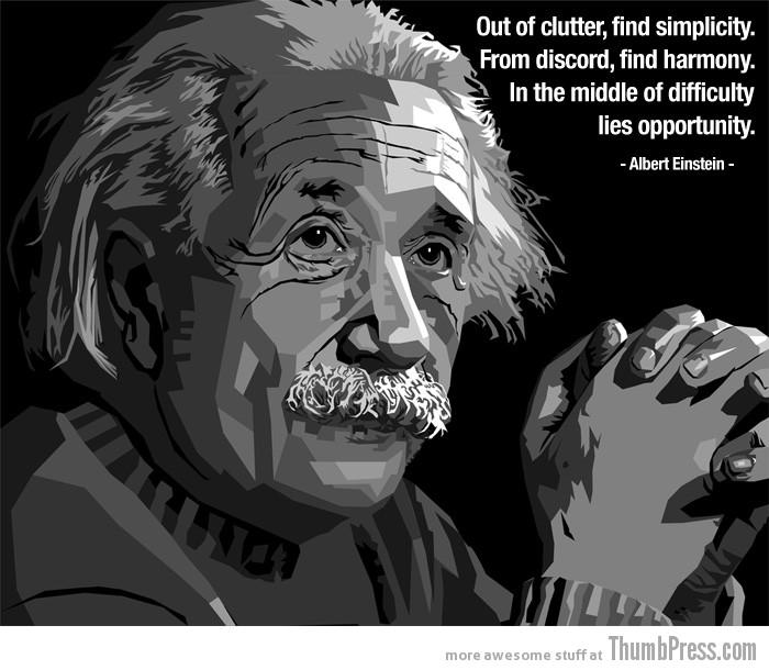Einstein Quotes: Albert Einstein