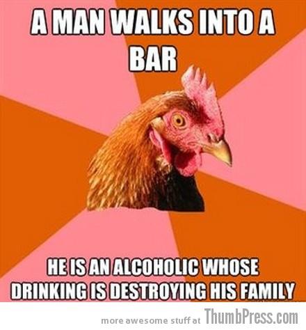 Anti-Joke Chicken - 12