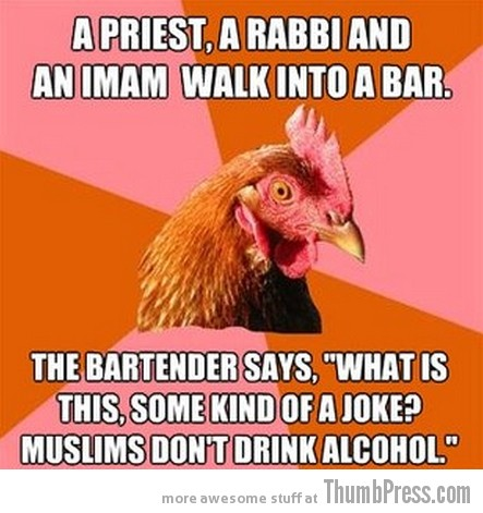 Anti joke chicken - photo#23