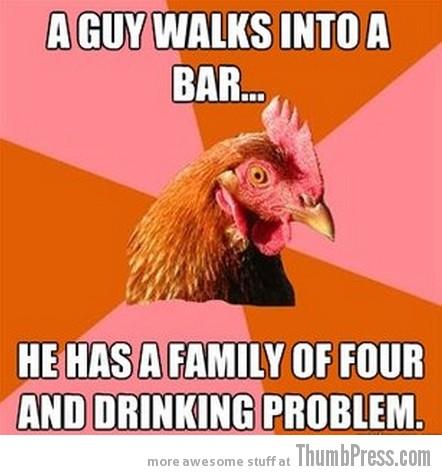 Anti-Joke Chicken - 24