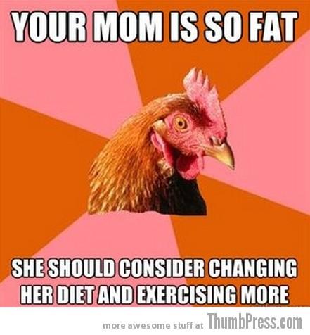 Anti-Joke Chicken - 7