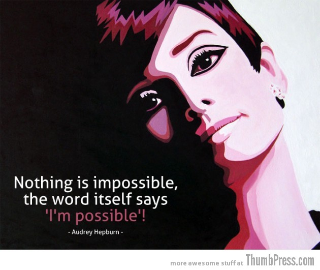 Audrey Hepburn 630x531 15 Awesome Inspirational Quotes by Celebrities and Famous People