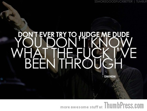 Eminem 15 Awesome Inspirational Quotes by Celebrities and Famous People