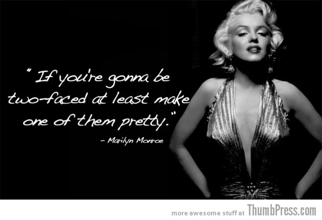 Marilyn Monroe 630x431 15 Awesome Inspirational Quotes by Celebrities and Famous People