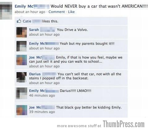 Surprise boyfriend Facebook Fiascos: 15 of the Worst Facebook Fails to Make You LOL