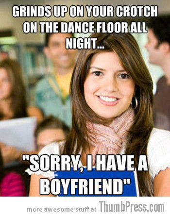 dance all night Collection of Hilarious Memes About The 3 Most Typical College White Kids (15 Pics)