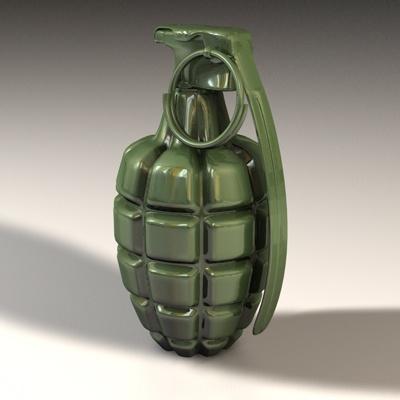 hand-grenade