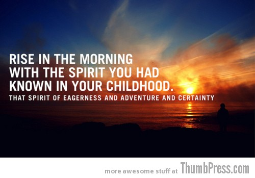 rise with the spirit A Terrific 2012: Top 15 Inspirational Pictures to Start New Year on a Positive Note