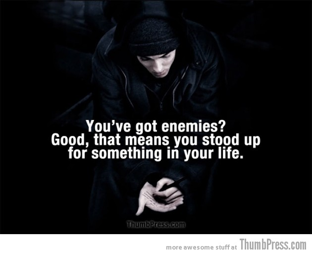 Eminem 630x512 Celebrity Wisdom: 15 Inspiring Quotations by Popular Celebrities