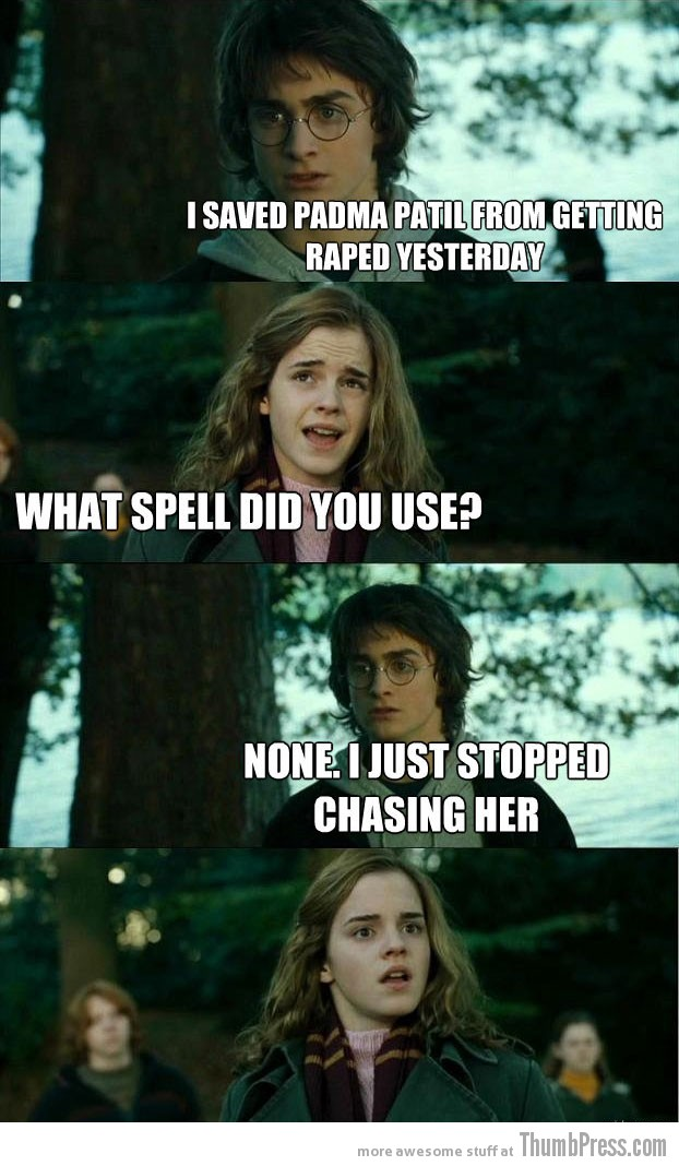 Harry saves Horny Harry: Hilarious Harry Potter Memes that make Hermoine Cringe (20 Pics)