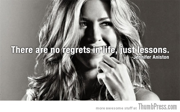 Jennifer Aniston 630x394 Celebrity Wisdom: 15 Inspiring Quotations by Popular Celebrities