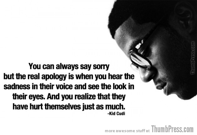 Kid Cudi 630x434 Celebrity Wisdom: 15 Inspiring Quotations by Popular Celebrities