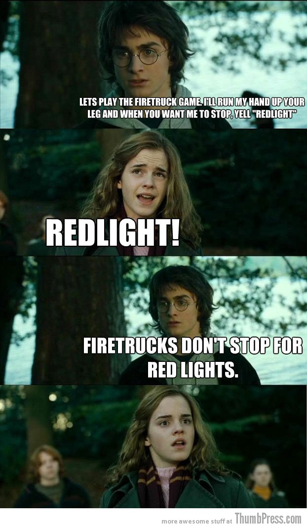 Redlight Horny Harry: Hilarious Harry Potter Memes that make Hermoine Cringe (20 Pics)