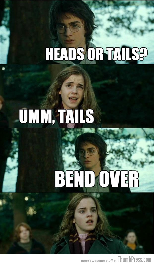 Tails Horny Harry: Hilarious Harry Potter Memes that make Hermoine Cringe (20 Pics)