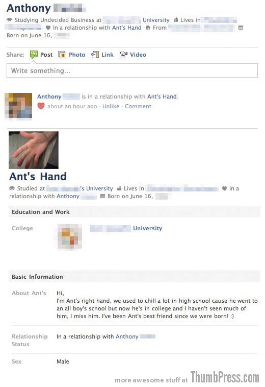 A Handy Relationship Facebook Makes it Easy to Mess Up Your Relationships (21 Funny Pics)