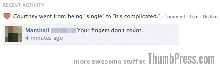 Fingers Facebook Makes it Easy to Mess Up Your Relationships (21 Funny Pics)
