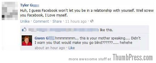 Self Love Facebook Makes it Easy to Mess Up Your Relationships (21 Funny Pics)