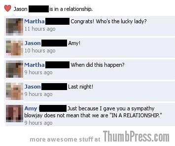 Sympathy blowjay