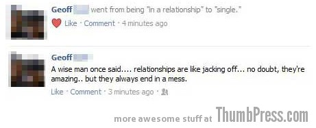 True that Facebook Makes it Easy to Mess Up Your Relationships (21 Funny Pics)