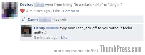 jack off Facebook Makes it Easy to Mess Up Your Relationships (21 Funny Pics)