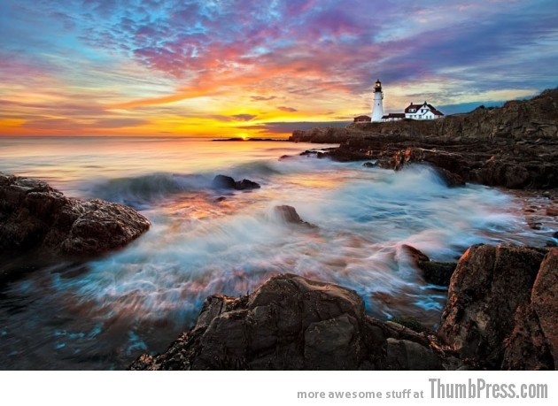 12 The Lighthouse 630x459 25 Epic Photographs of Breathtaking Landscapes