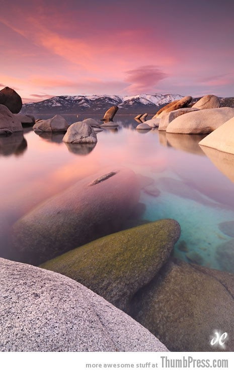 13. Sand Harbor State Park Lake Tahoe 25 Epic Photographs of Breathtaking Landscapes