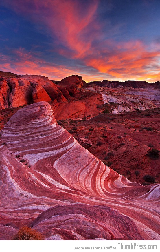 14. Valley of Fire Wave