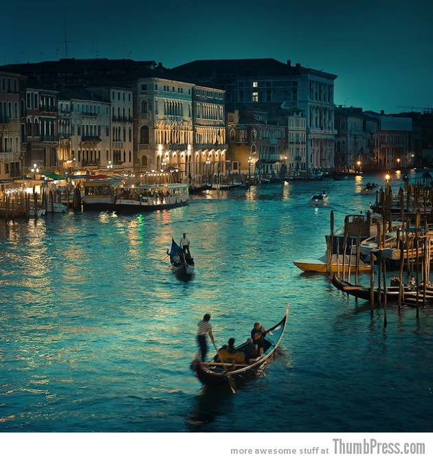 15. Venice 630x670 25 Epic Photographs of Breathtaking Landscapes