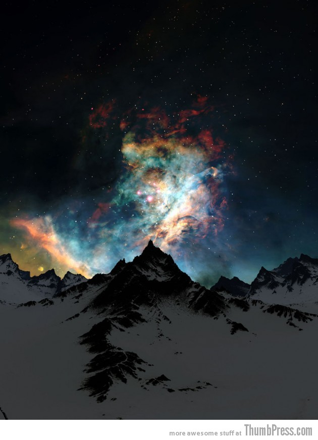 16. Nebula 630x871 25 Epic Photographs of Breathtaking Landscapes