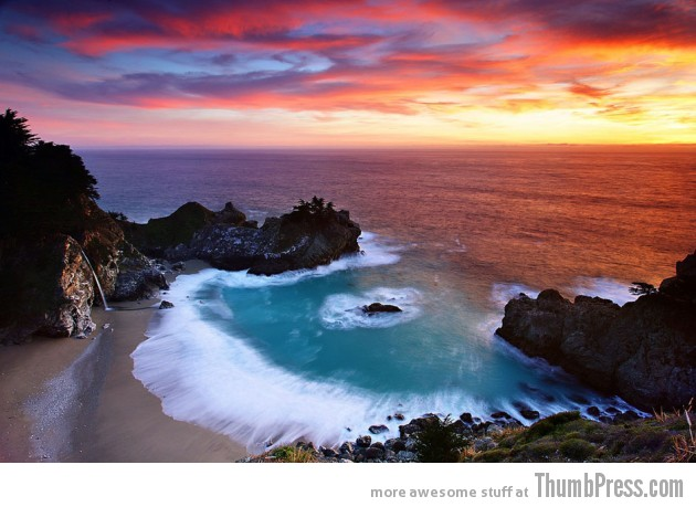 18. California Coast 630x459 25 Epic Photographs of Breathtaking Landscapes
