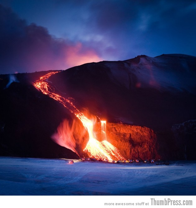 21. Eyjafjallajökull Volcano Iceland 630x670 25 Epic Photographs of Breathtaking Landscapes