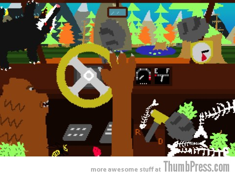 5.Enviro Bear Top 10 Bizarre iPhone Apps You Wouldnt Believe Exist