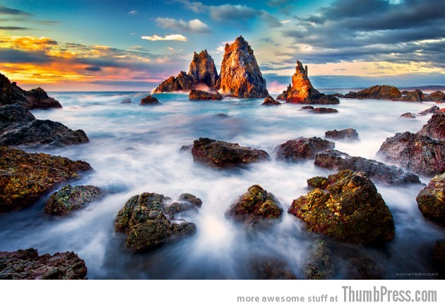 7. Camel Rock Beach 630x436 25 Epic Photographs of Breathtaking Landscapes